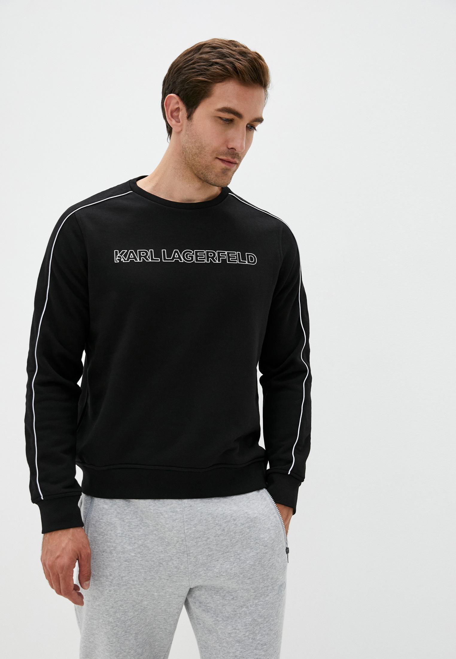 Мужская толстовка Karl Lagerfeld (Карл Лагерфельд) 705001-502910