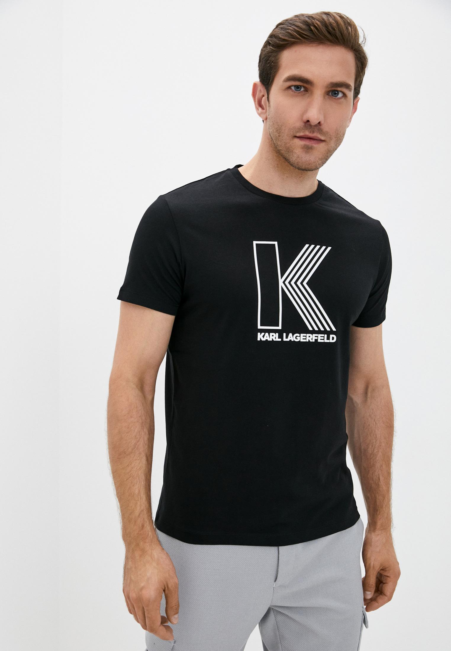 Футболка Karl Lagerfeld 755032-502224