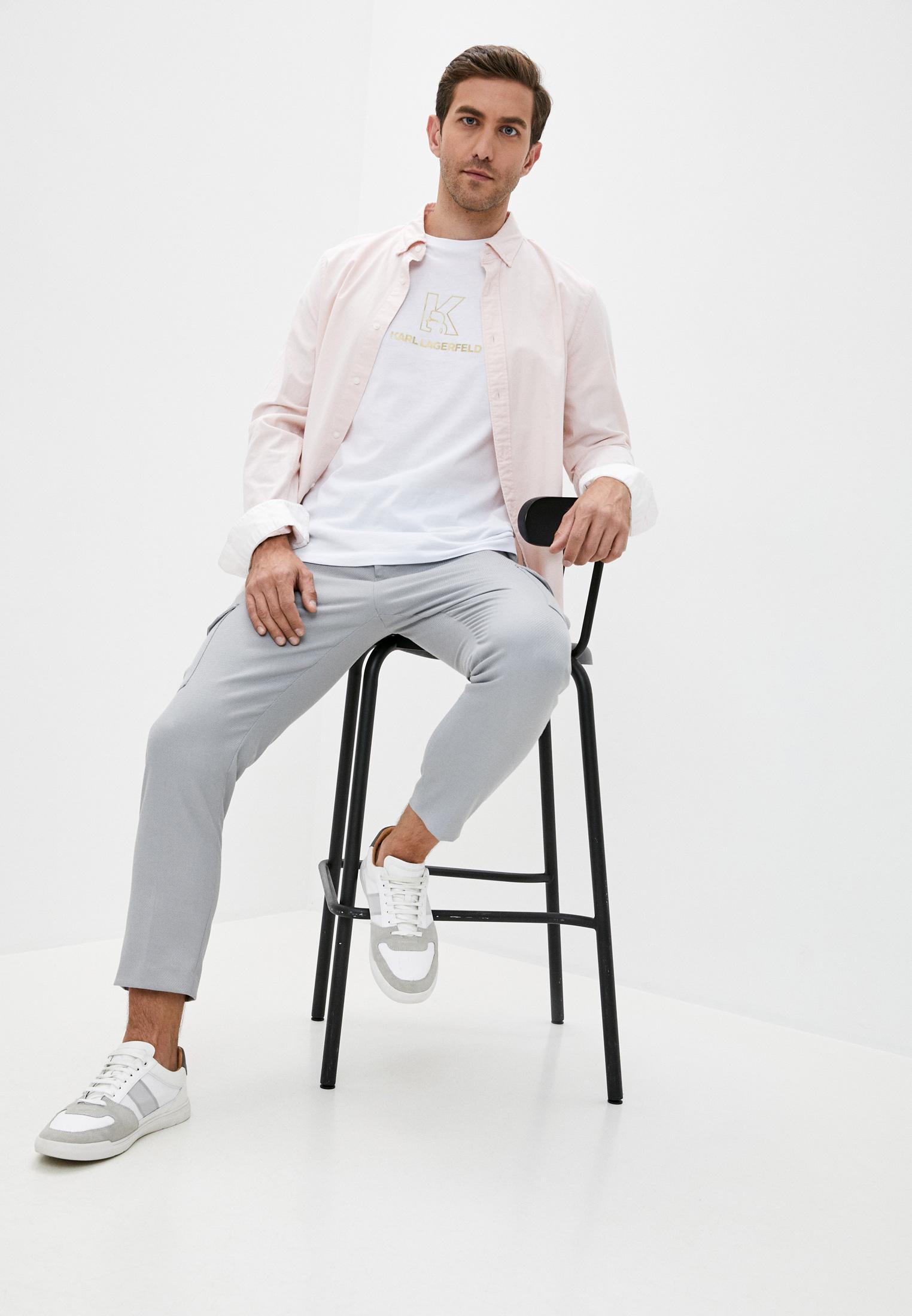 Мужская футболка Karl Lagerfeld (Карл Лагерфельд) 755036-502226