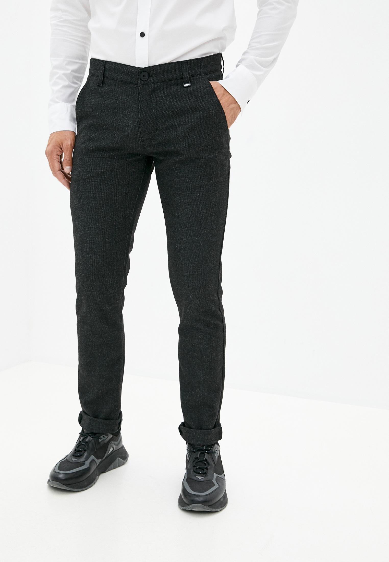 Мужские повседневные брюки Karl Lagerfeld (Карл Лагерфельд) 255835-502805