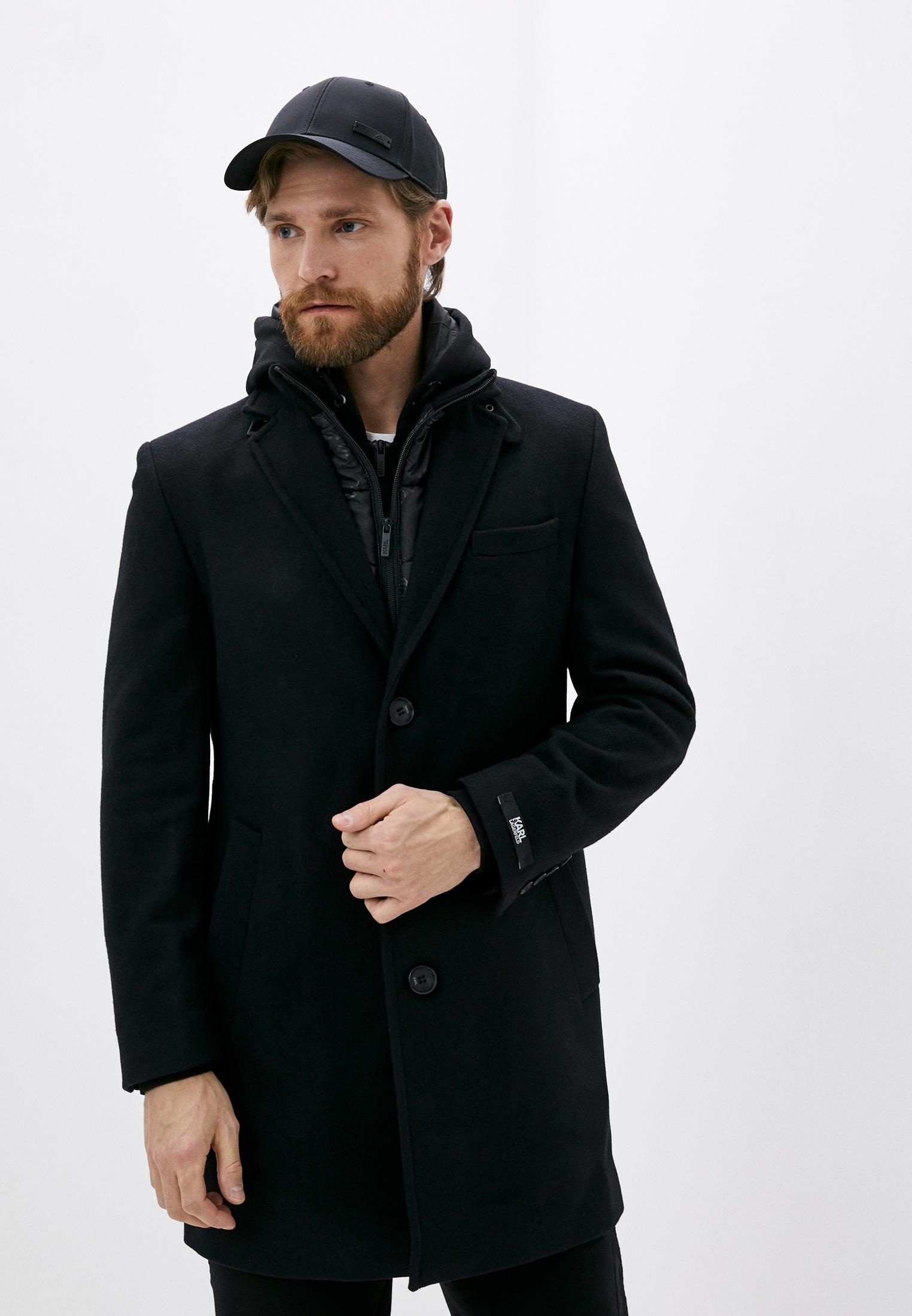 Мужское пальто Karl Lagerfeld (Карл Лагерфельд) 455704-502799