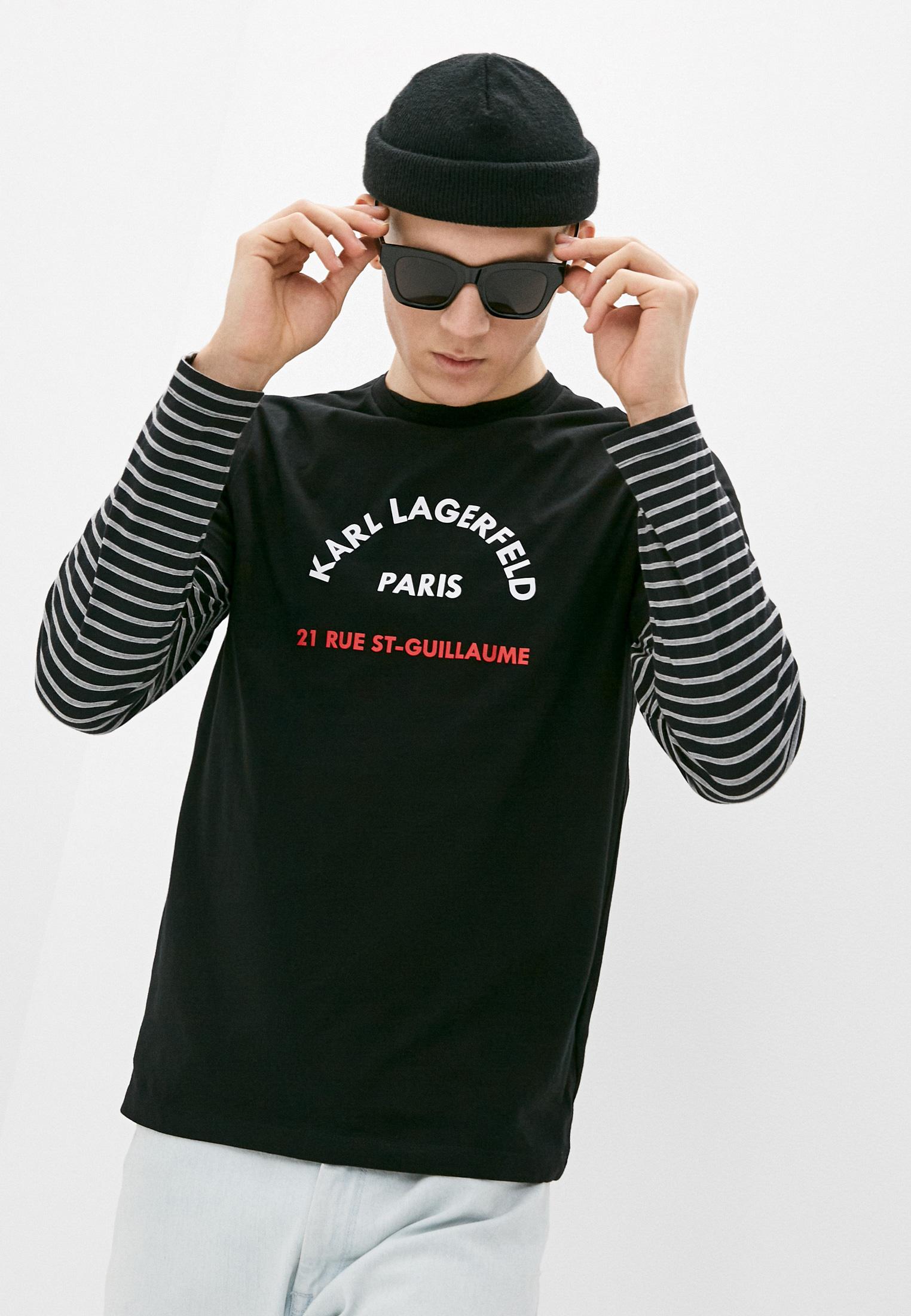 Футболка Karl Lagerfeld 755071 511224