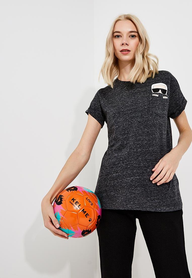 Футболка с коротким рукавом Karl Lagerfeld 76kw1727
