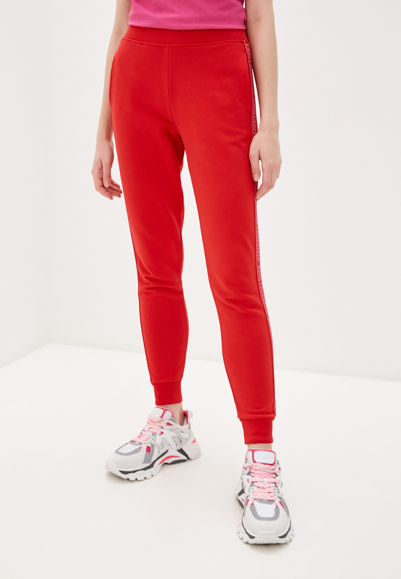 Женские спортивные брюки Karl Lagerfeld 201W1049