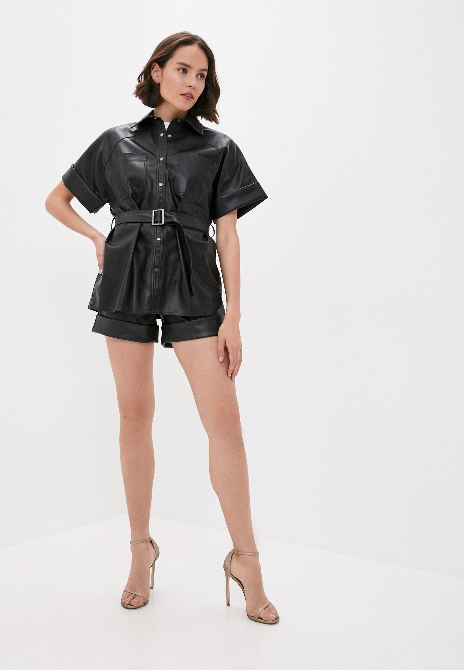 Рубашка с коротким рукавом Karl Lagerfeld 205W1605: изображение 2