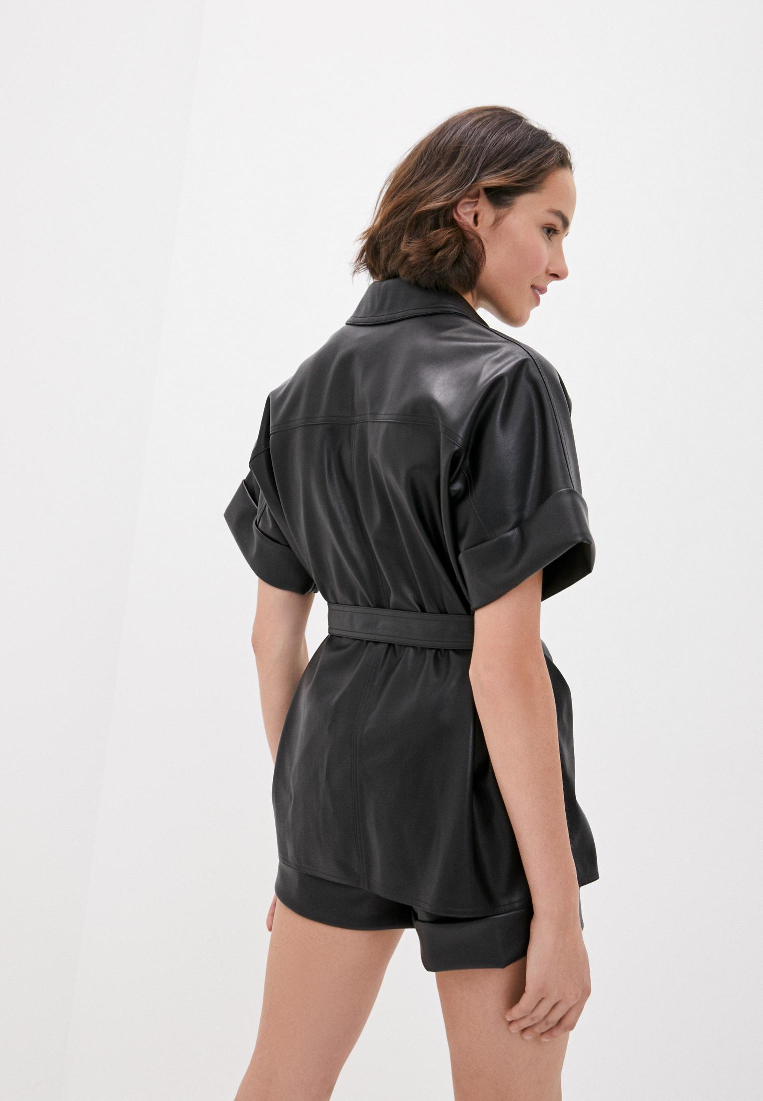 Рубашка с коротким рукавом Karl Lagerfeld 205W1605: изображение 3