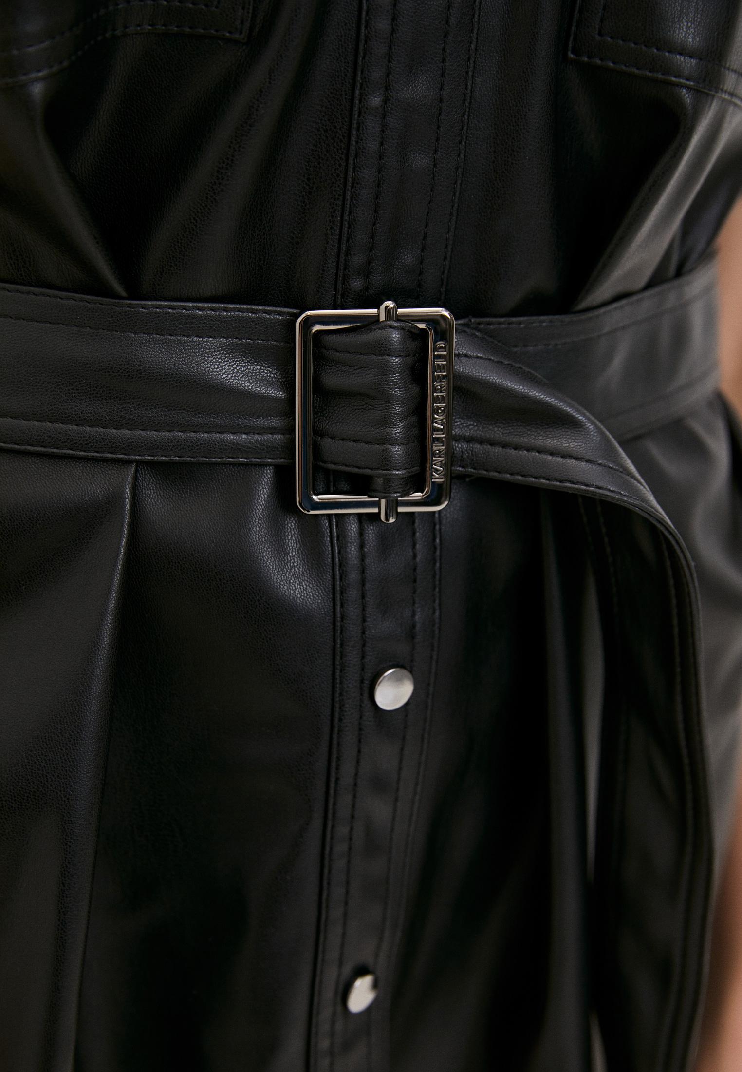 Рубашка с коротким рукавом Karl Lagerfeld 205W1605: изображение 4