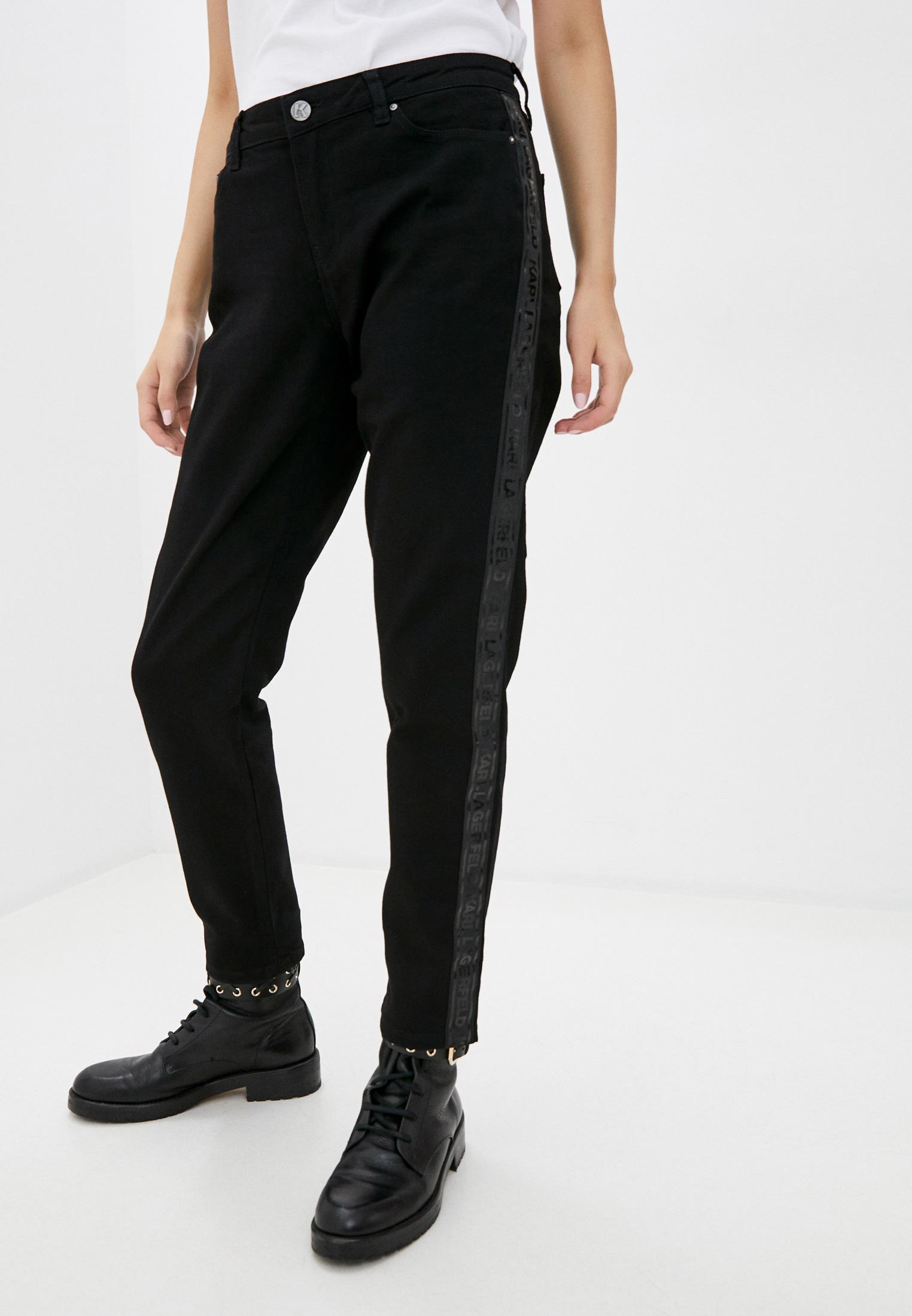 Зауженные джинсы Karl Lagerfeld 206W1103