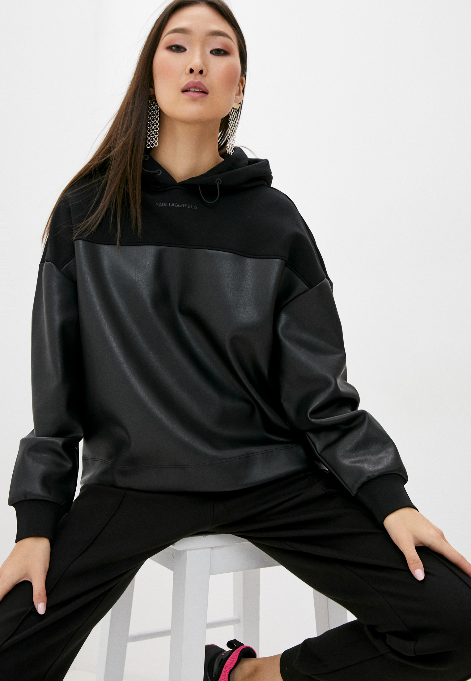 Женские худи Karl Lagerfeld 206W1805