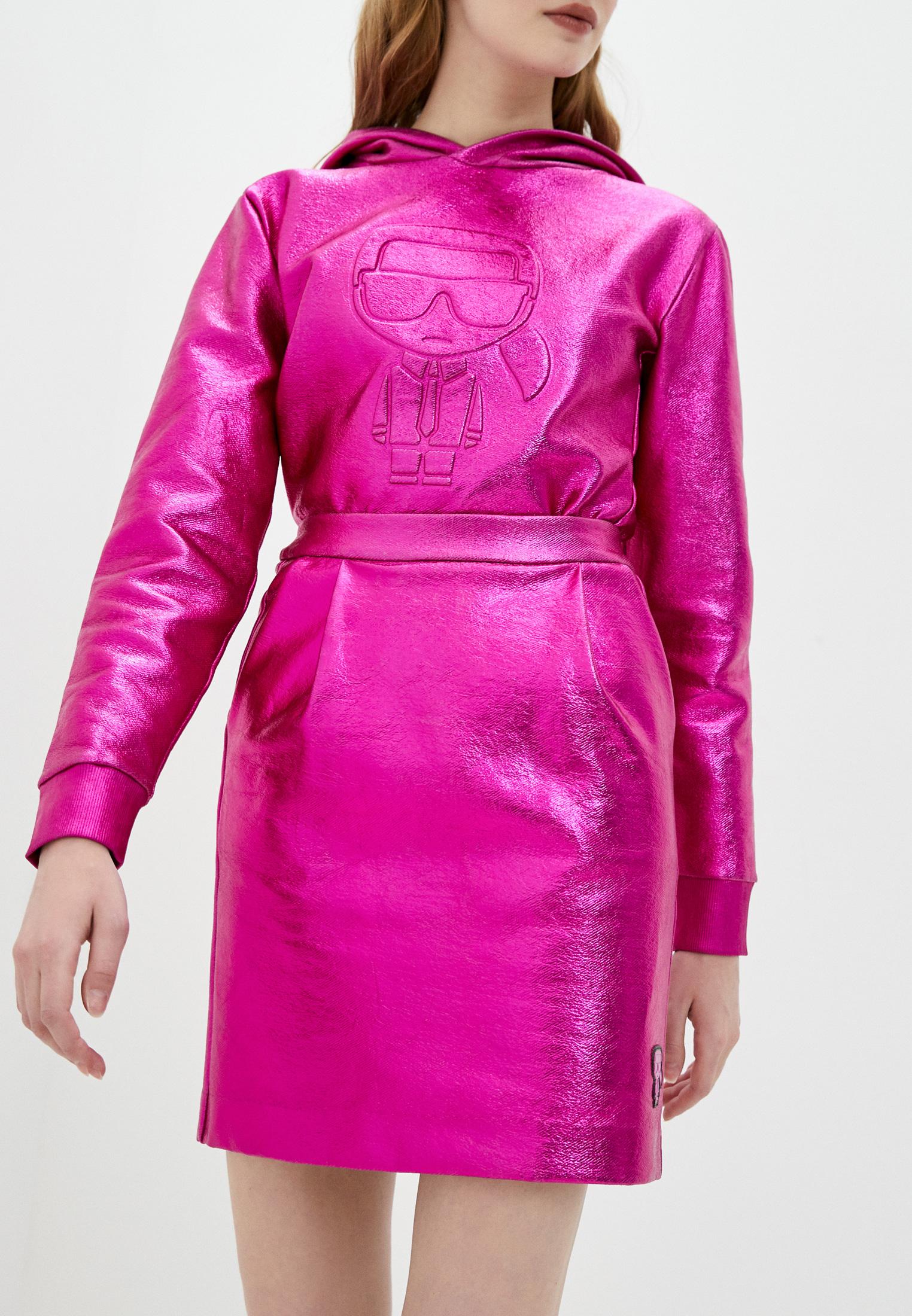 Прямая юбка Karl Lagerfeld Юбка Karl Lagerfeld