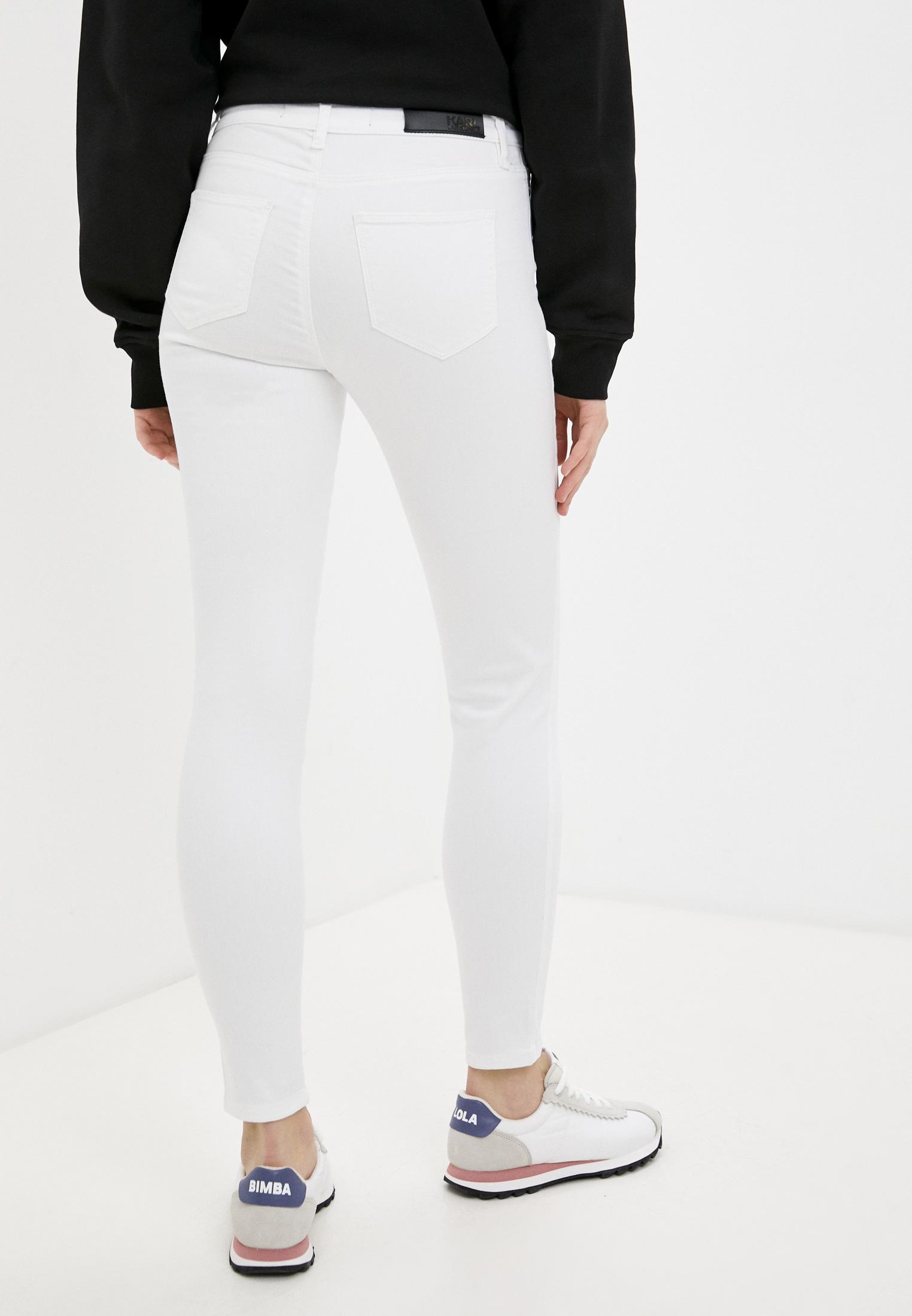 Зауженные джинсы Karl Lagerfeld 211W1103: изображение 4