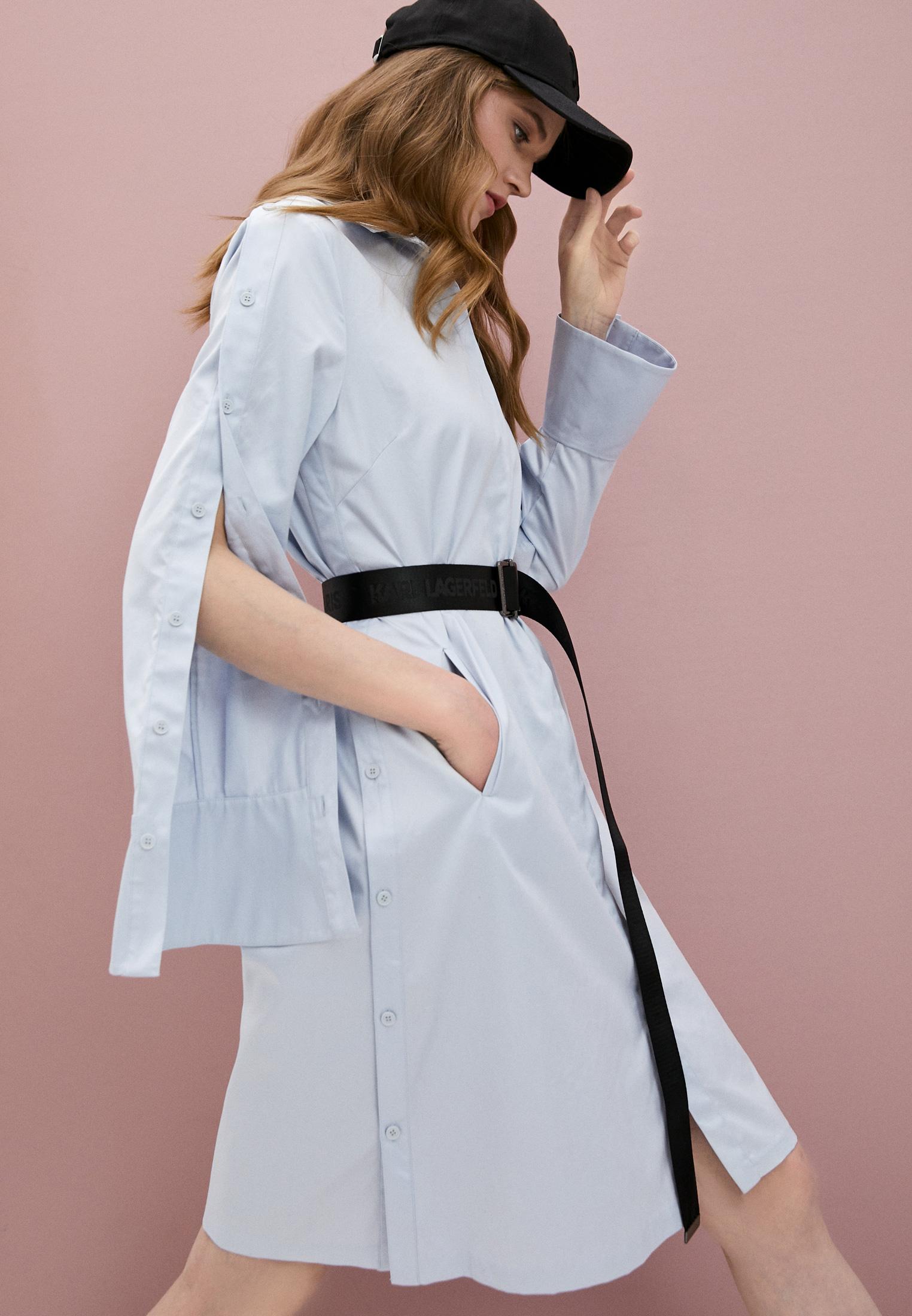 Платье Karl Lagerfeld 211W1300: изображение 2