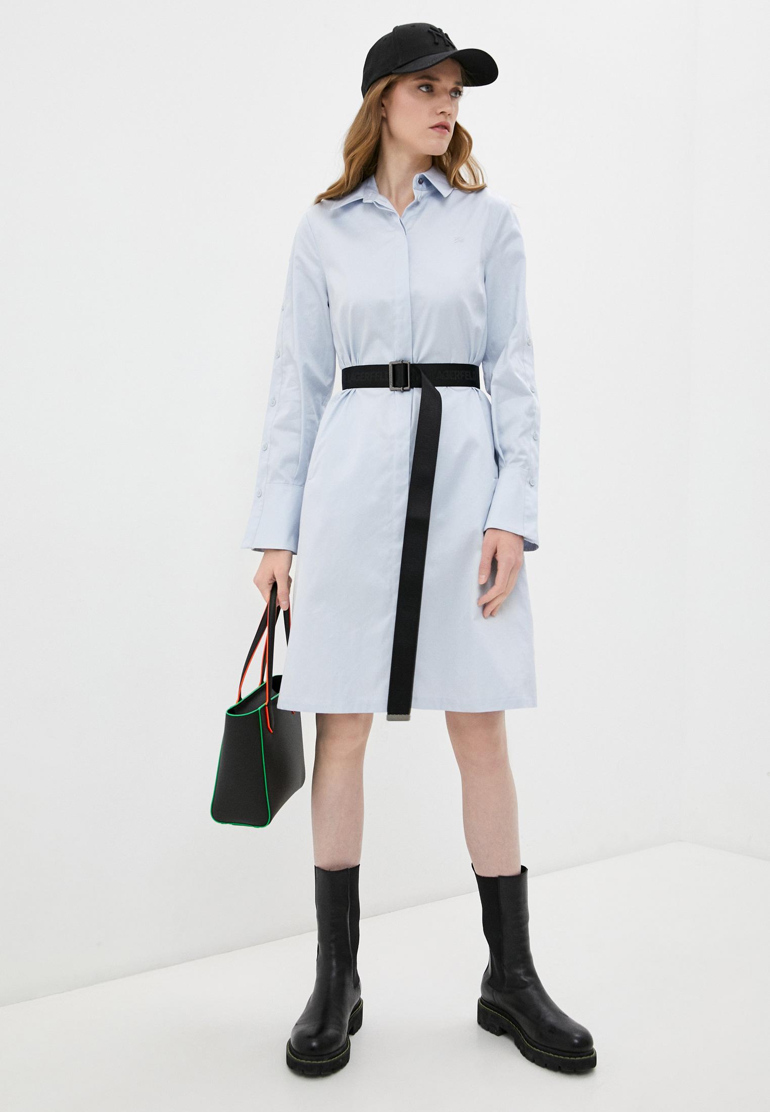 Платье Karl Lagerfeld 211W1300: изображение 3