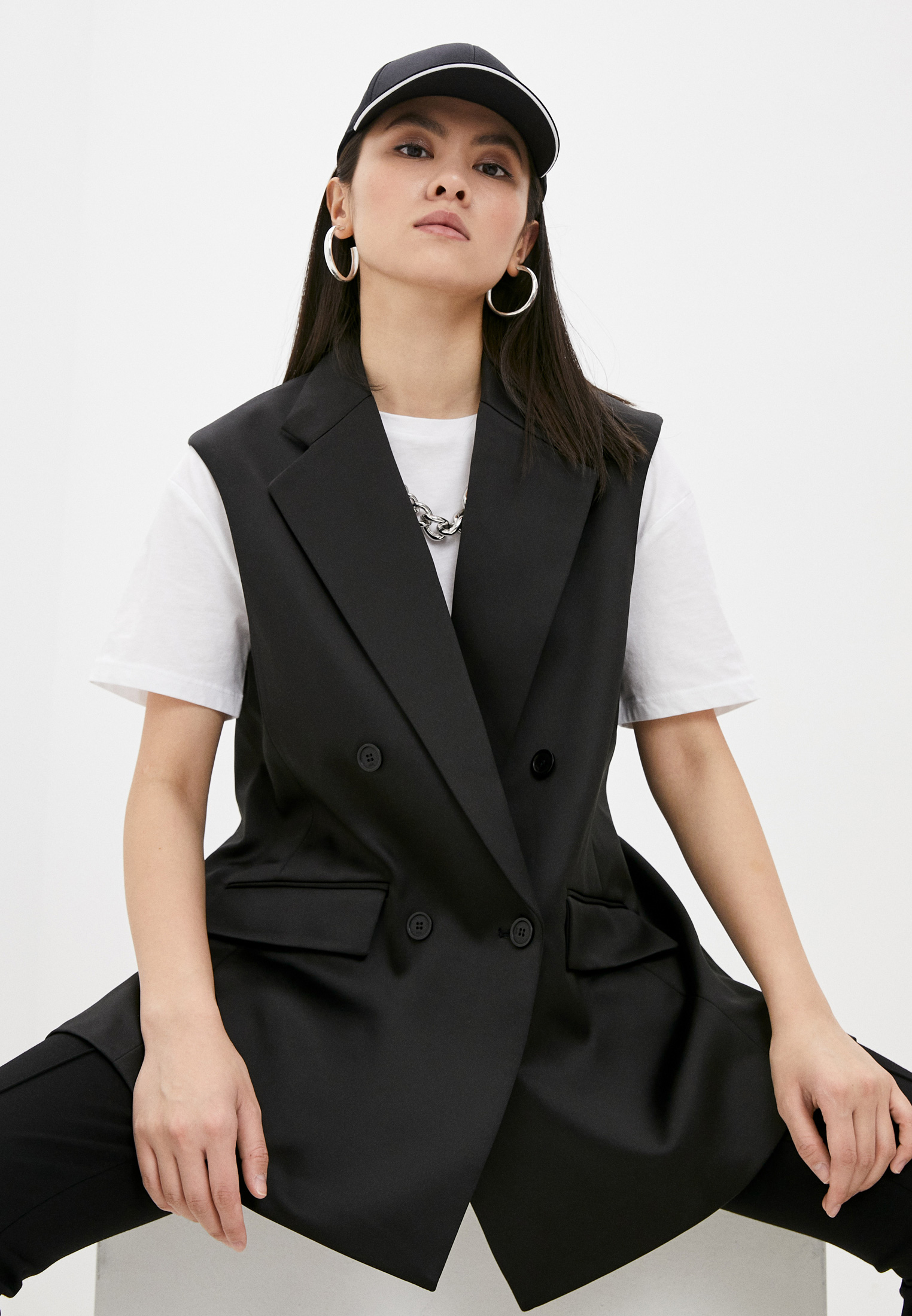 Жилет Karl Lagerfeld 211W1400