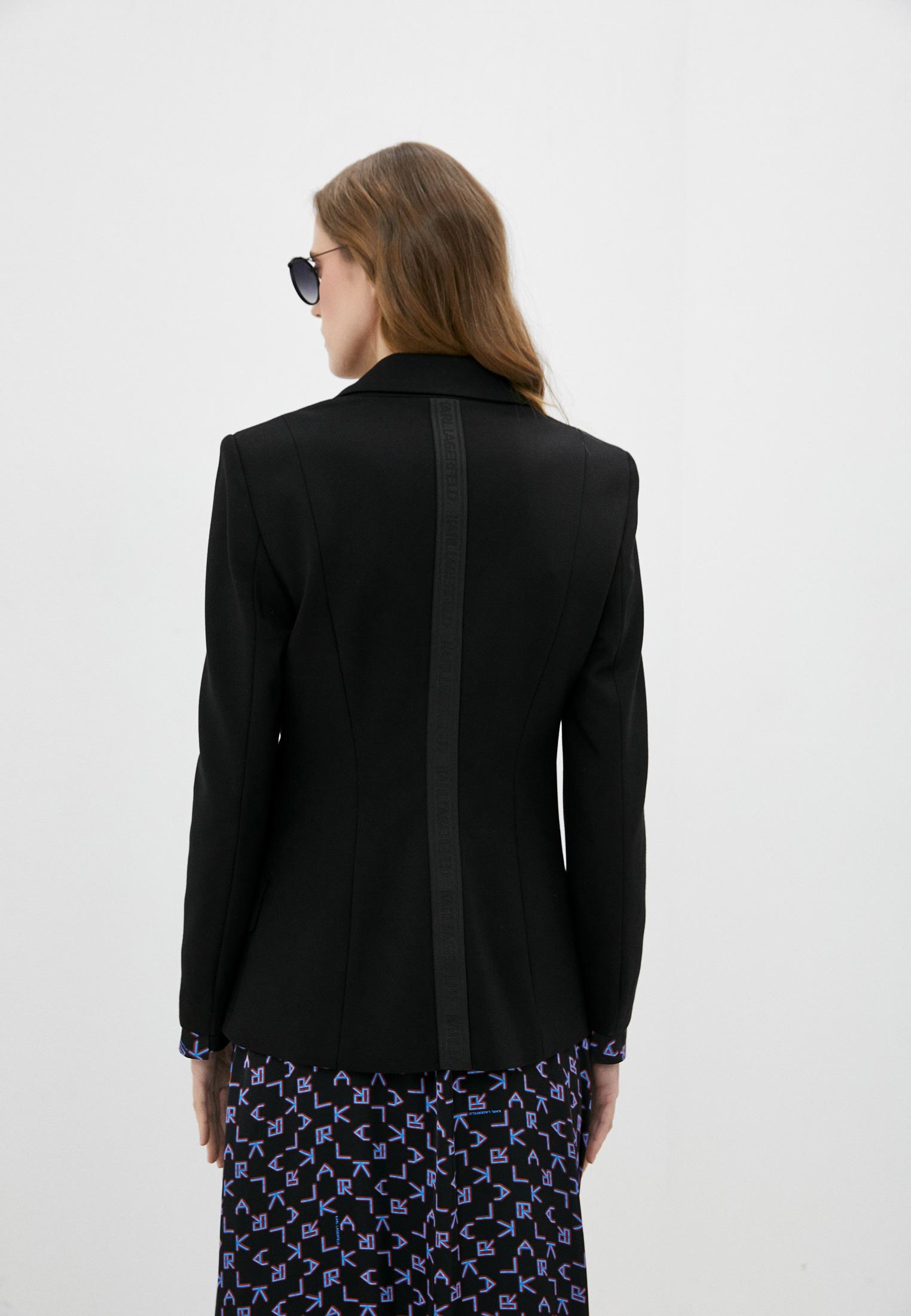 Жакет Karl Lagerfeld 211W1406: изображение 4