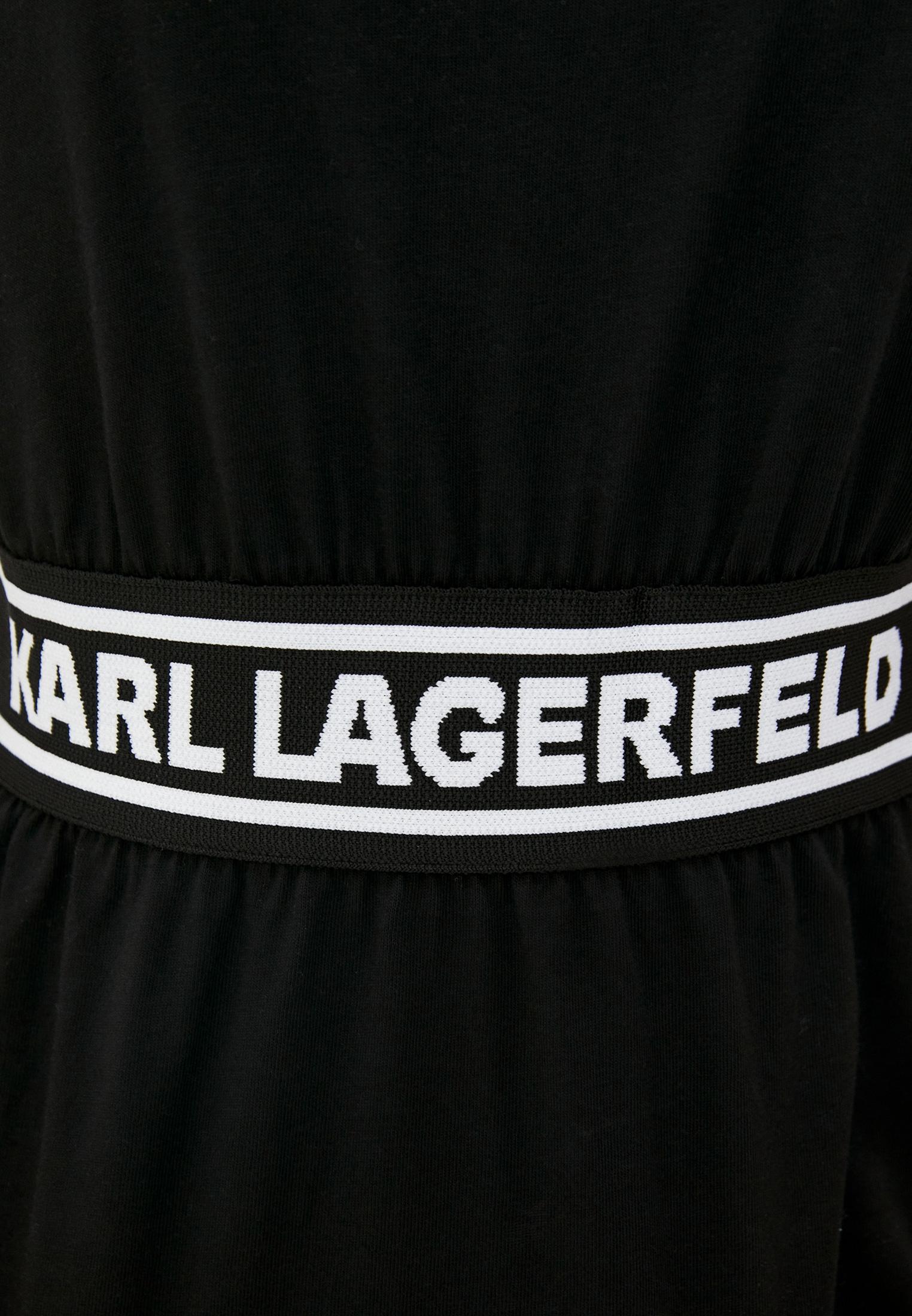 Футболка с коротким рукавом Karl Lagerfeld 211W1705: изображение 5