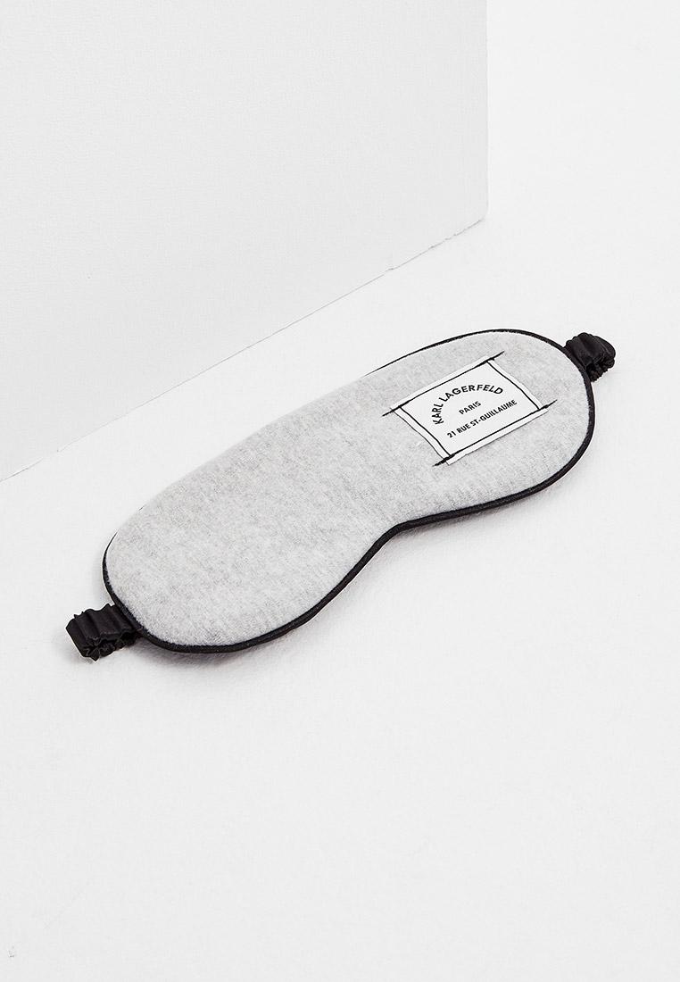 Пояс Karl Lagerfeld Маска для сна Karl Lagerfeld