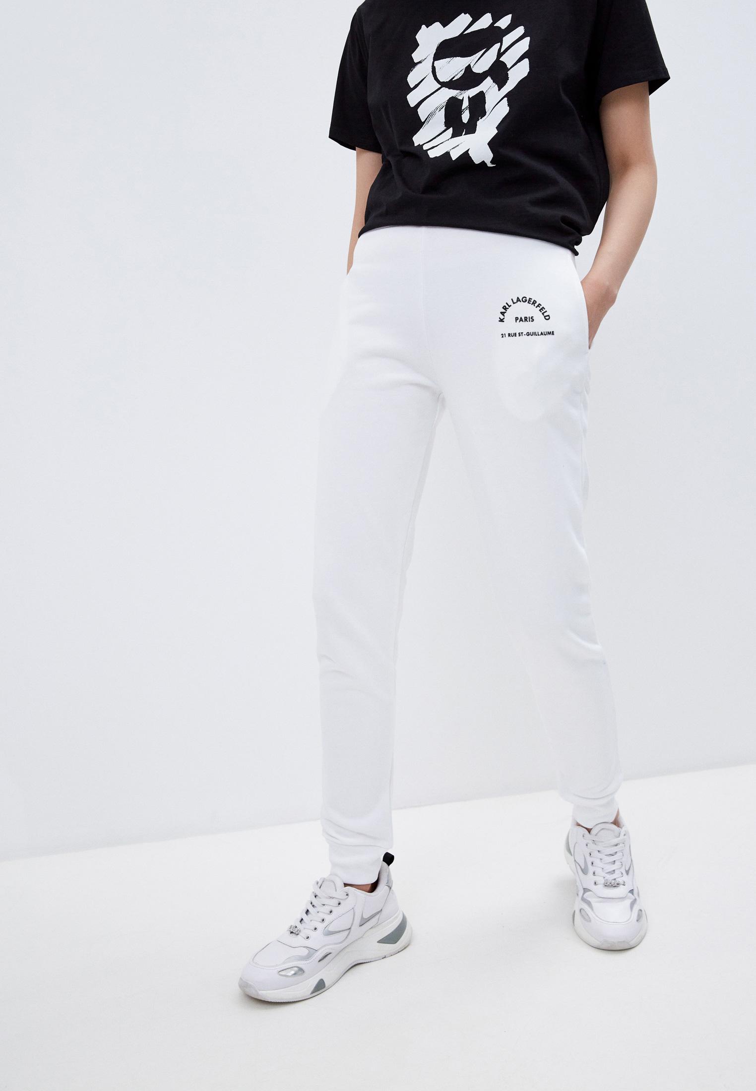 Женские спортивные брюки Karl Lagerfeld 210W1070