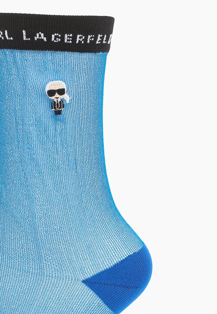 Носки Karl Lagerfeld 205W6002: изображение 2