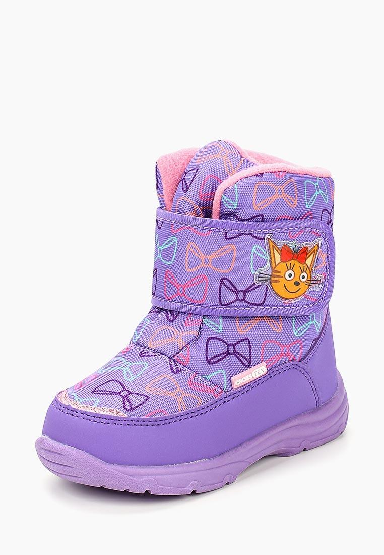 Ботинки для девочек Kakadu 7793C
