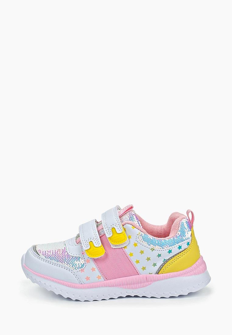 Кроссовки для девочек Kakadu 7996D