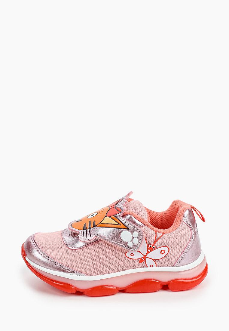 Кроссовки для девочек Kakadu 8541D