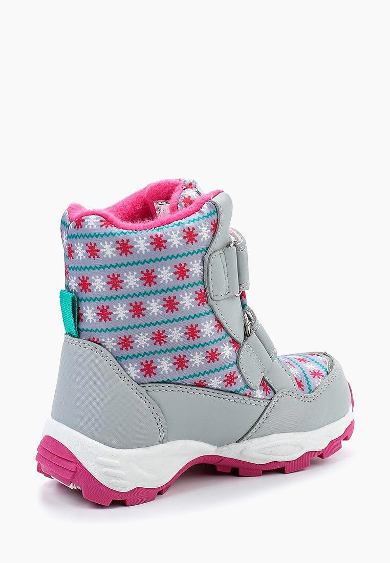Ботинки для девочек Kakadu 6917C: изображение 2