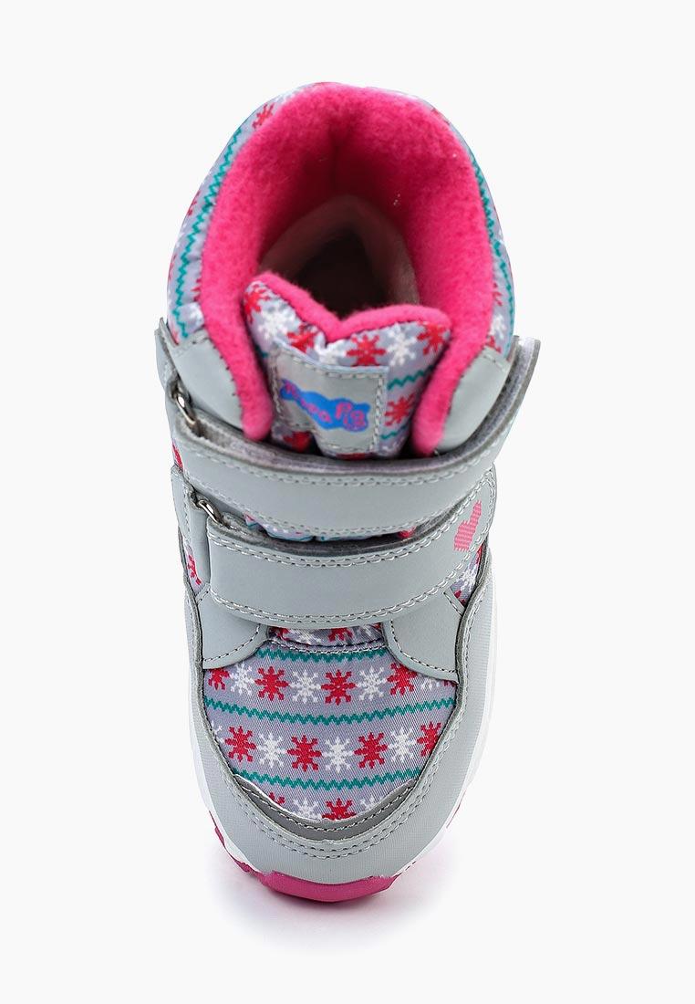 Ботинки для девочек Kakadu 6917C: изображение 4
