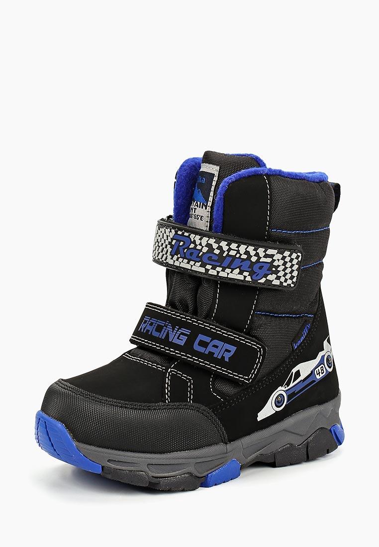 Ботинки для мальчиков Kapika 41232-1
