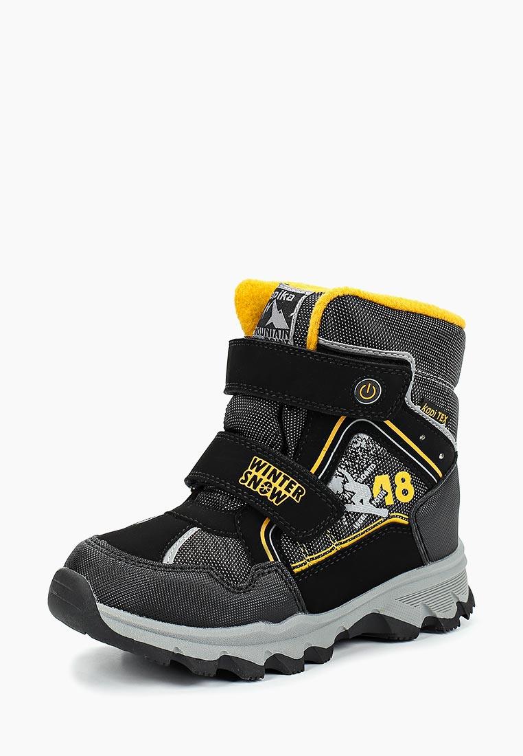 Ботинки для мальчиков Kapika 42304-1