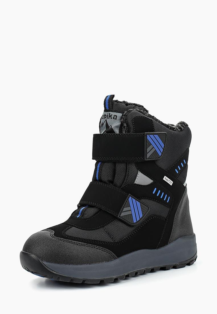 Ботинки для мальчиков Kapika 43204-3