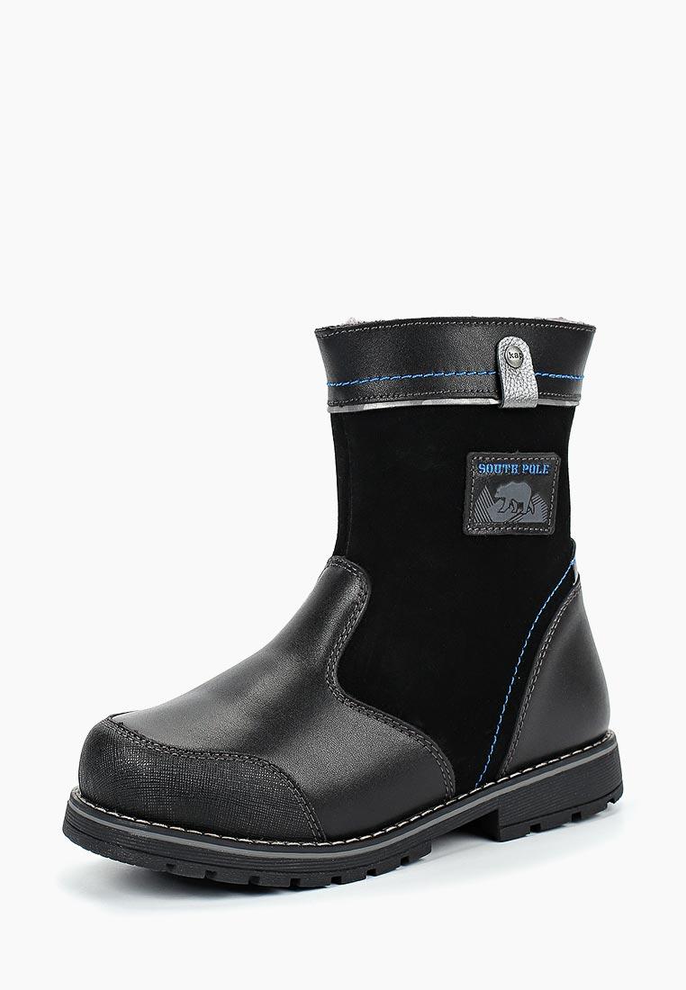 Ботинки для мальчиков Kapika 62108ш-1