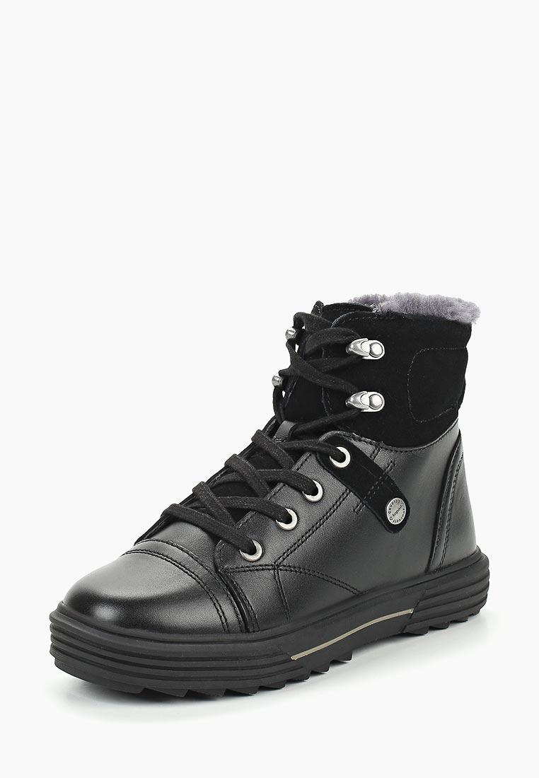 Ботинки для мальчиков Kapika 64145ш-1