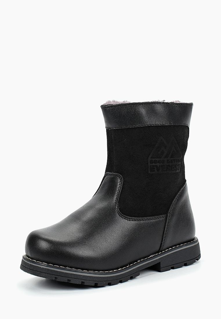 Ботинки для мальчиков Kapika 63244ш-2