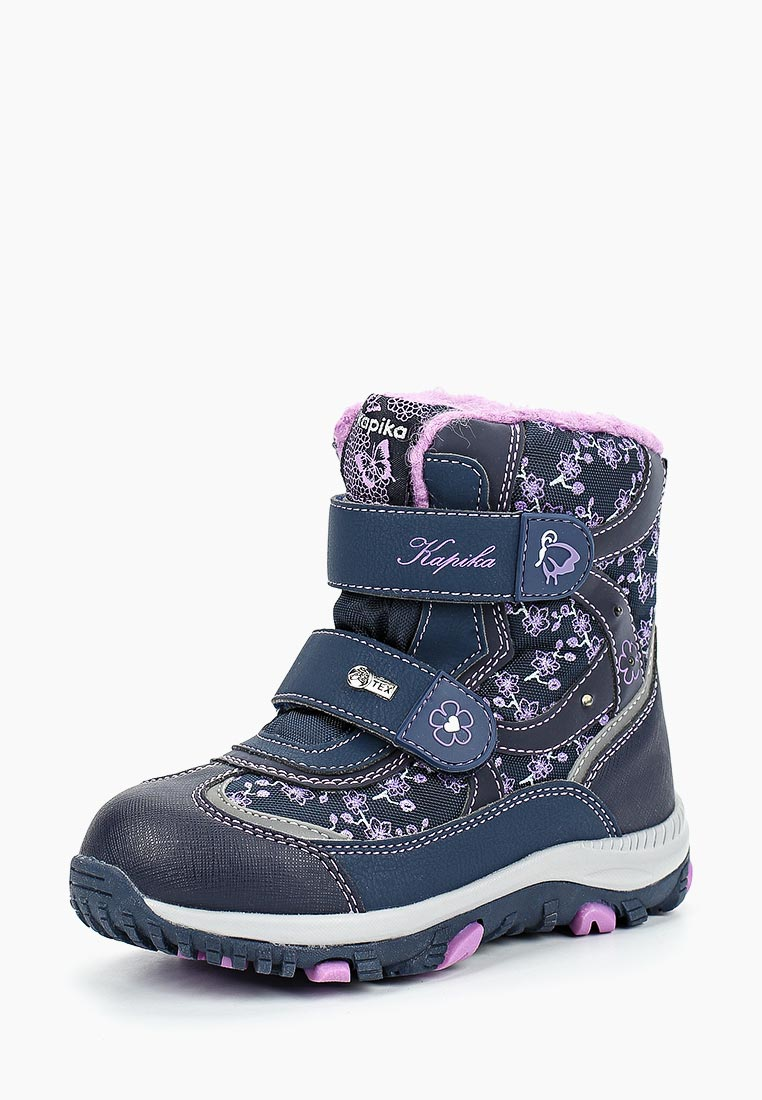 Ботинки для девочек Kapika 42277-1