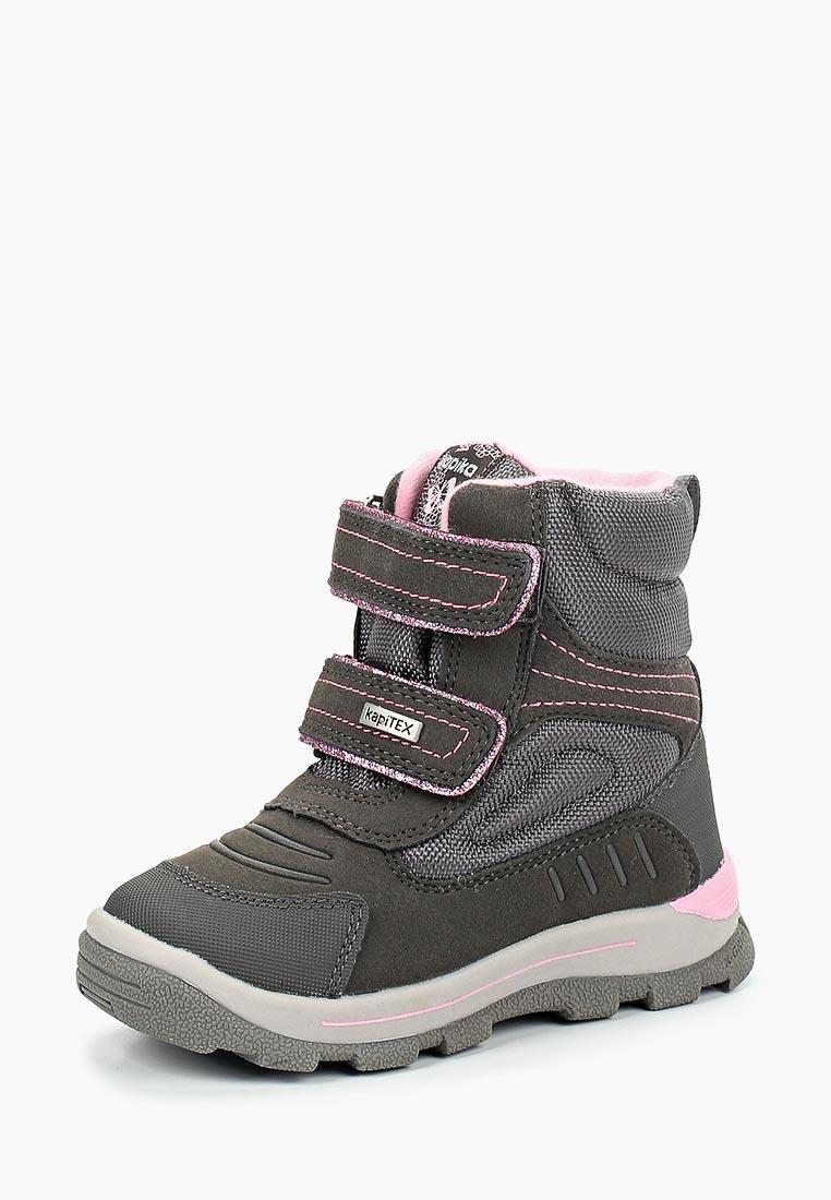 Ботинки для девочек Kapika 42298-1