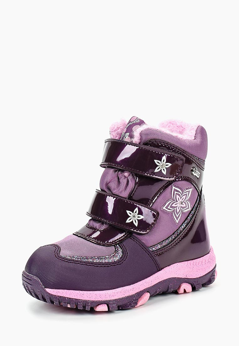 Ботинки для девочек Kapika 42300-2