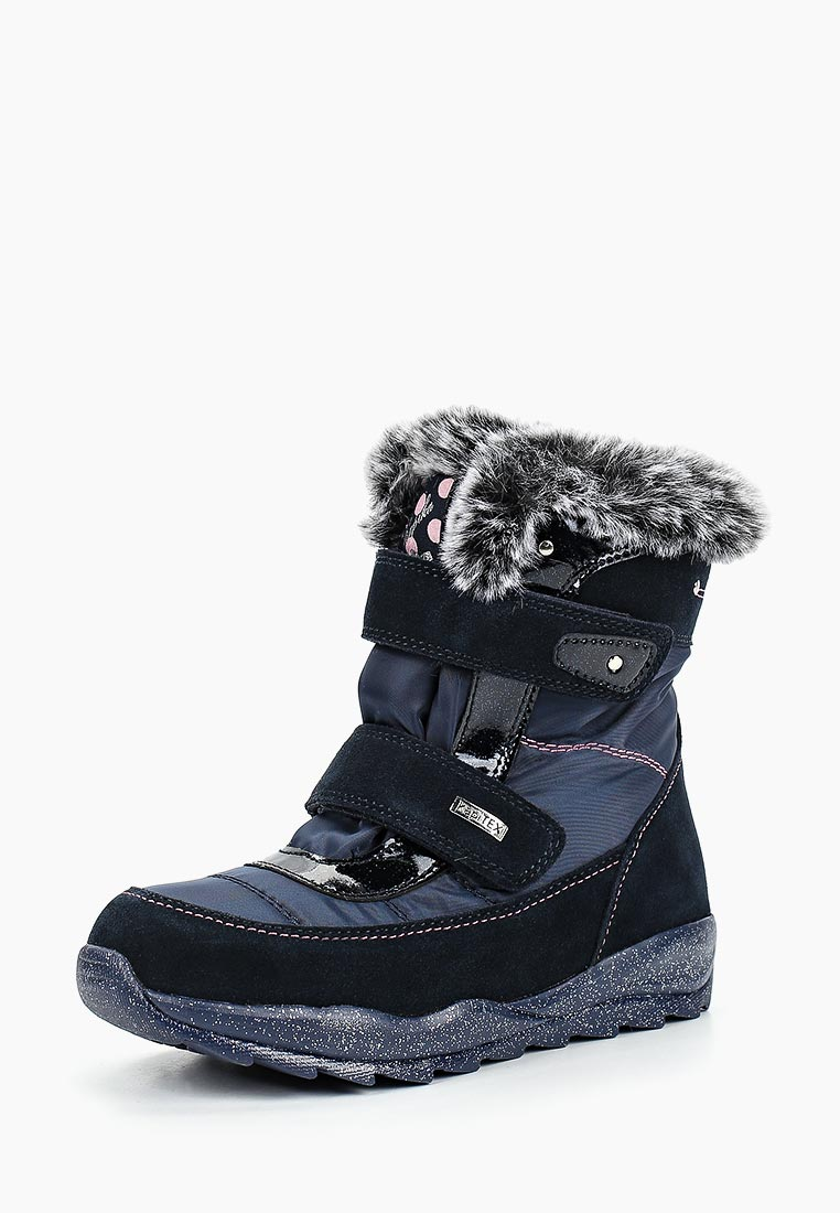 Ботинки для девочек Kapika 43234-2