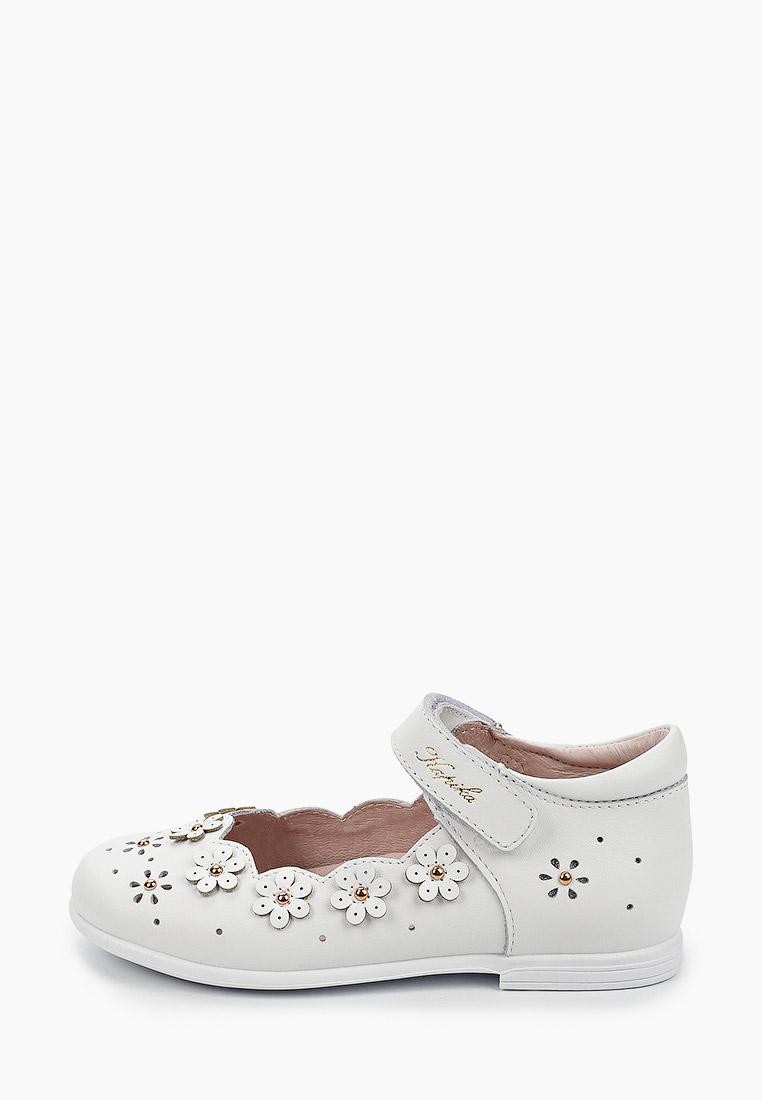 Туфли для девочек Kapika 22507-1