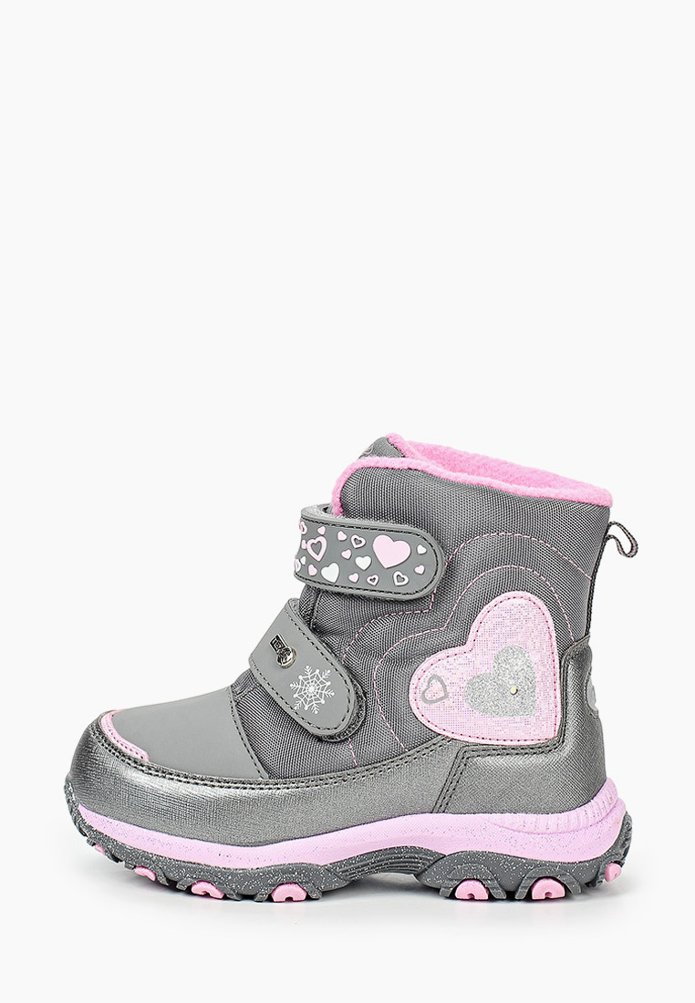 Ботинки для девочек Kapika 42320-1