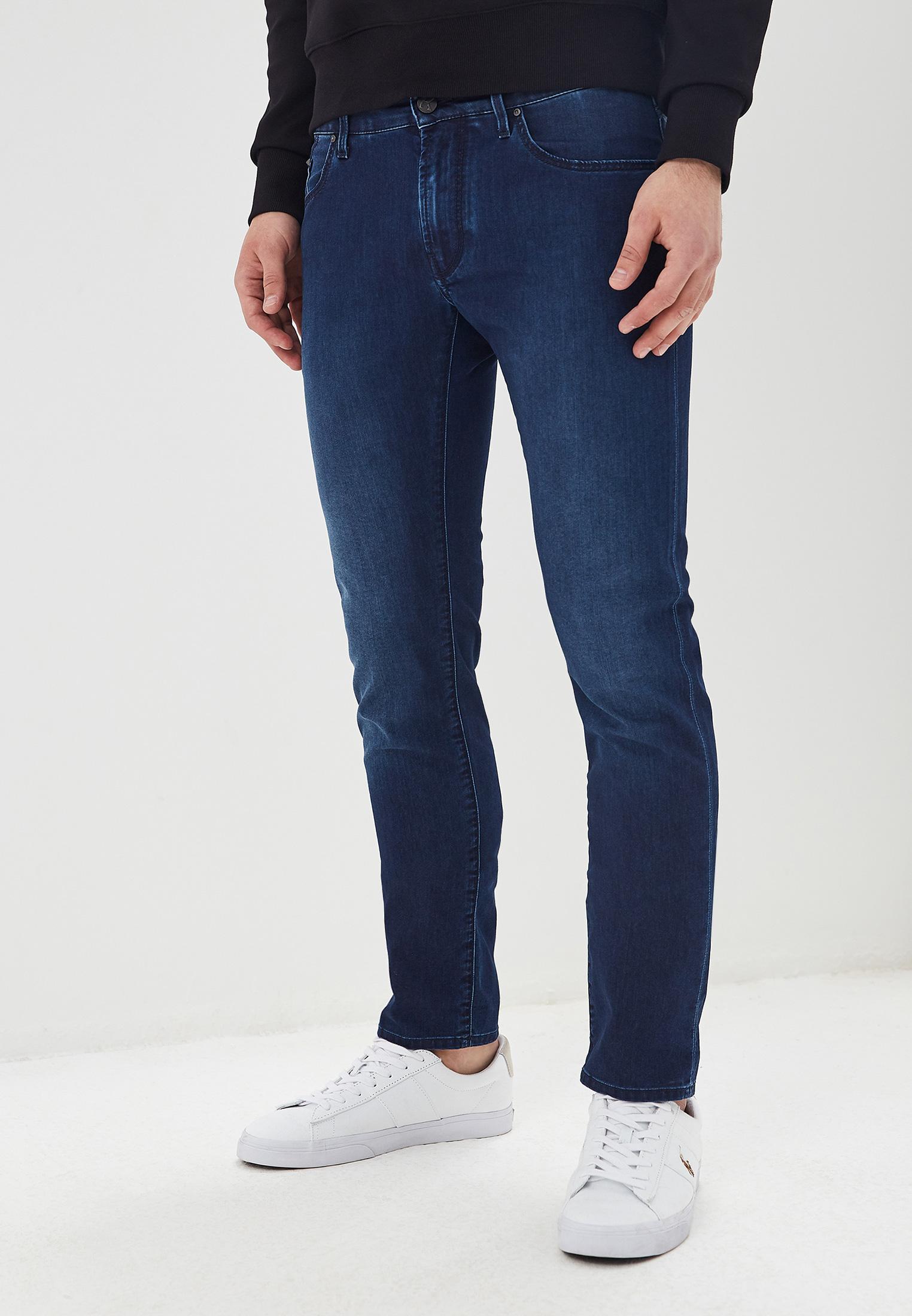 Зауженные джинсы Karl Lagerfeld Denim klmp0003