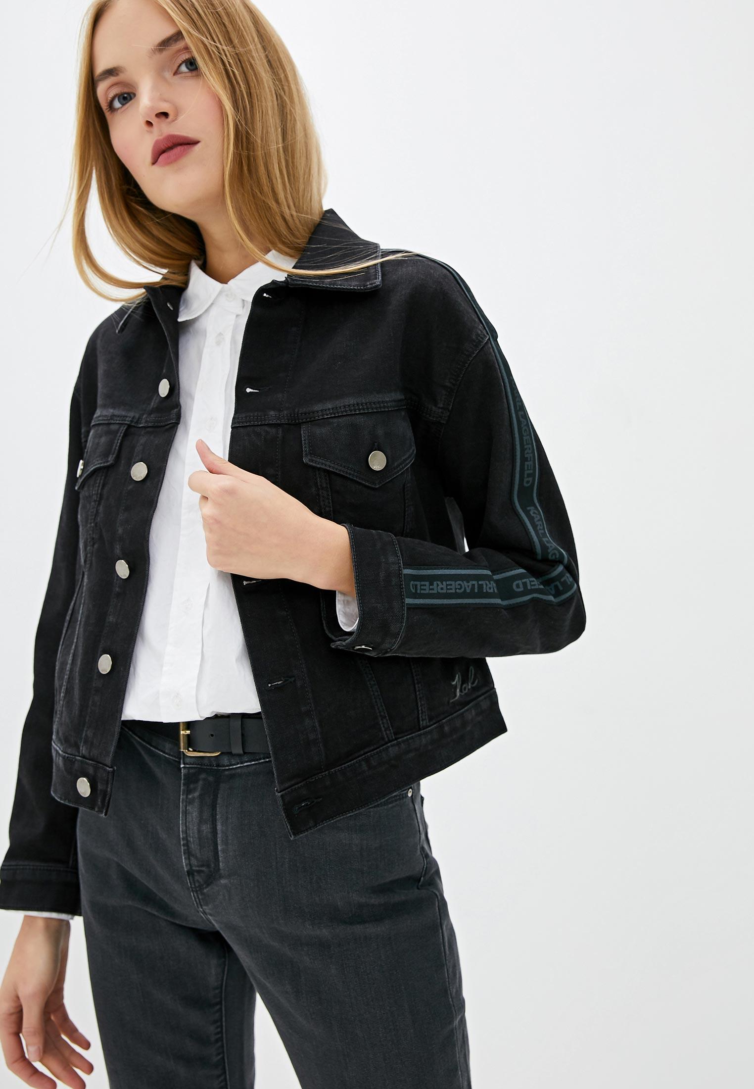 Джинсовая куртка Karl Lagerfeld Denim klwj0021