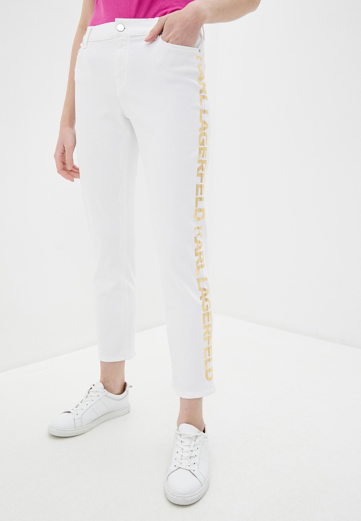 Прямые джинсы Karl Lagerfeld Denim KLWP0004-00001