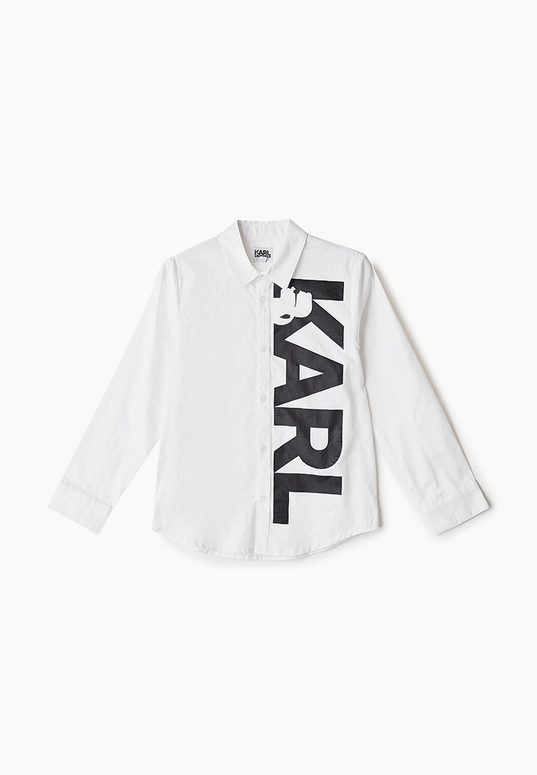 Рубашка KARL LAGERFELD KIDS Z25257