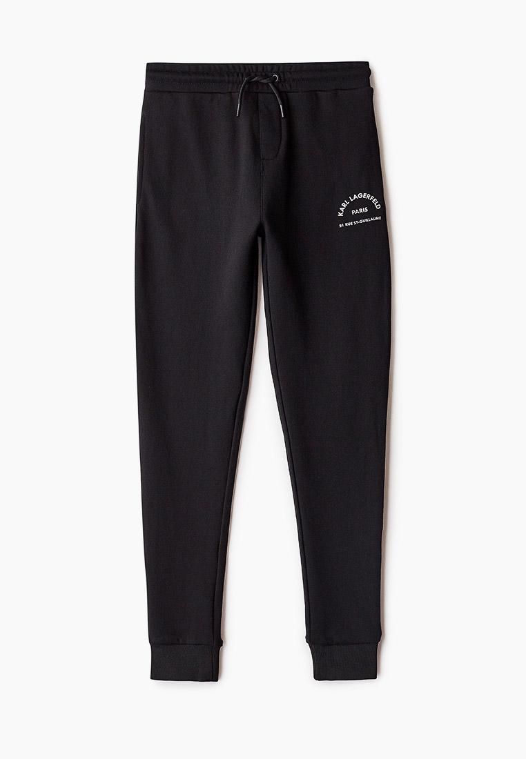 Спортивные брюки KARL LAGERFELD KIDS Z24100