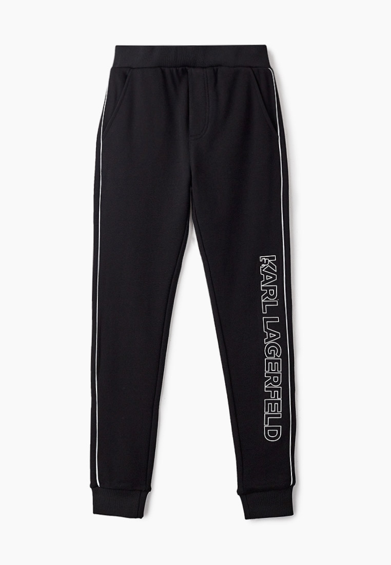 Спортивные брюки для мальчиков Karl Lagerfeld Kids Z24102