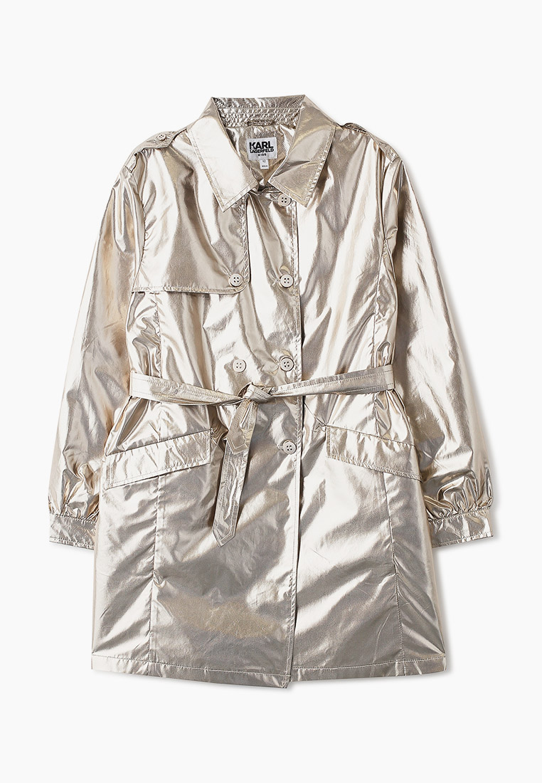 Пальто KARL LAGERFELD KIDS Z16075