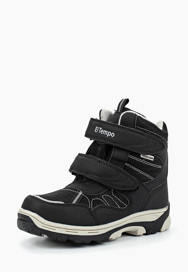Ботинки для мальчиков KENKA DSH_61160_black