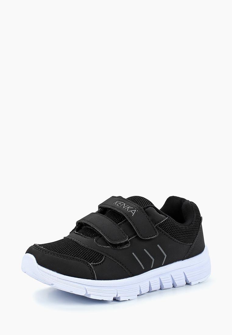 Кроссовки для мальчиков KENKA DSL_1701_black