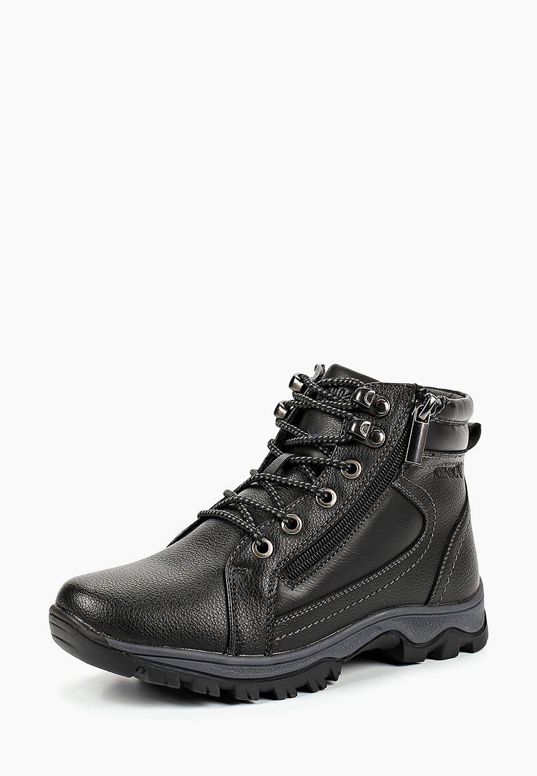 Ботинки для мальчиков KENKA GHP_2107_black